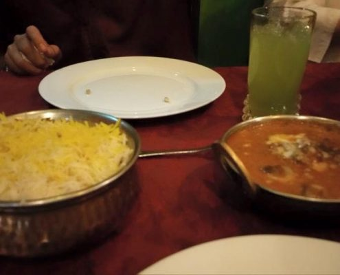 Hajj 2015 indian food